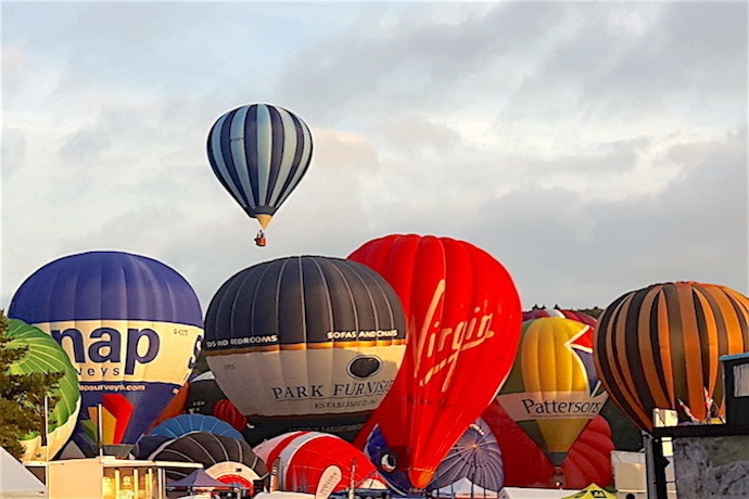 39th Annual Bristol International Balloon Fiesta