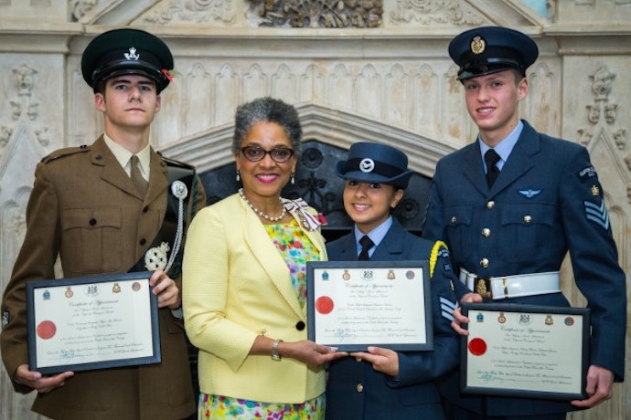 Meet the Lord-Lieutenant Cadets