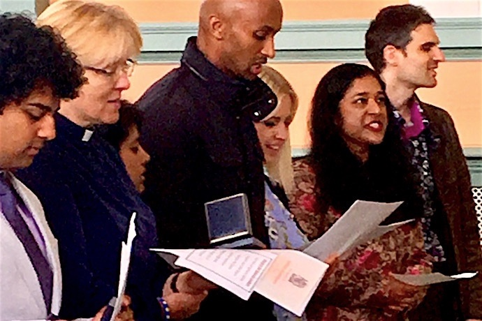 Bristol welcomes 30 new British Citizens