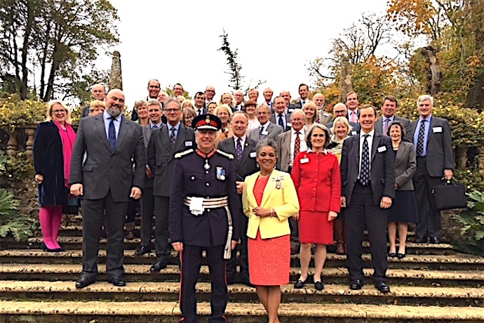 Lord-Lieutenants engage with SW Regional High Sheriffs